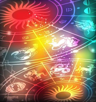 La magievoyance en couleur